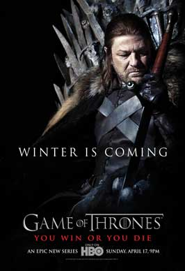 Game of Thrones (TV) - 43 x 62 TV Poster - Style D