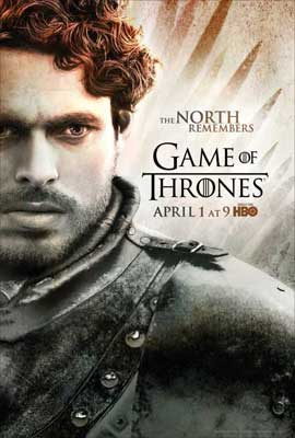 Game of Thrones (TV) - 27 x 40 TV Poster - Style J