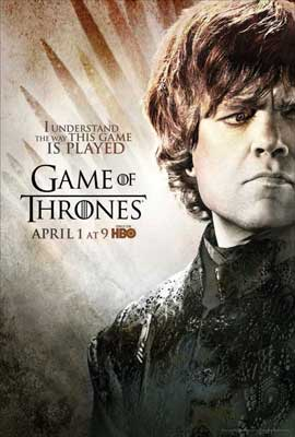 Game of Thrones (TV) - 11 x 17 TV Poster - Style N