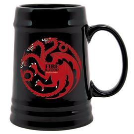 Game of Thrones (TV) - Targaryen Sigil Ceramic Stein