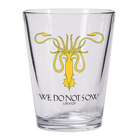 Game of Thrones (TV) - Greyjoy Sigil Kraken Symbol Shot Glass