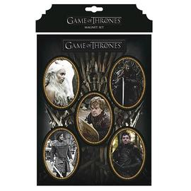 Game of Thrones (TV) - Character Magnet Set
