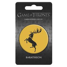Game of Thrones (TV) - House of Baratheon Embroidered Patch