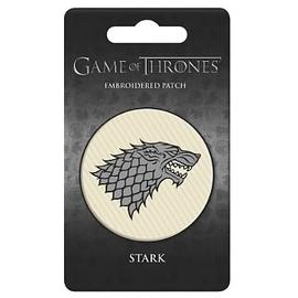 Game of Thrones (TV) - House of Stark Embroidered Patch