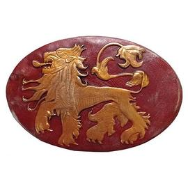 Game of Thrones (TV) - Lannister Lion Shield Pin