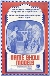 Game Show Models - 11 x 17 Movie Poster - Style A