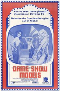Game Show Models - 27 x 40 Movie Poster - Style A