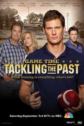 Game Time: Tackling the Past (TV) - 27 x 40 TV Poster - Style A