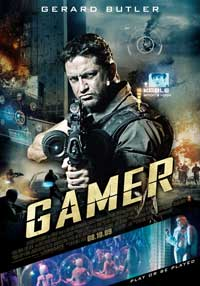 Gamer - 27 x 40 Movie Poster - Style B