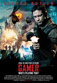 Gamer - 43 x 62 Movie Poster - Bus Shelter Style B