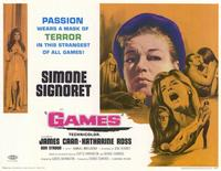Games - 11 x 14 Movie Poster - Style A