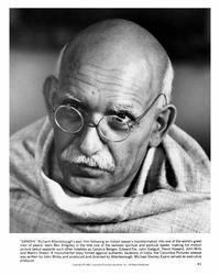 Gandhi - 8 x 10 B&W Photo #1