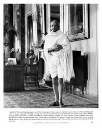 Gandhi - 8 x 10 B&W Photo #5