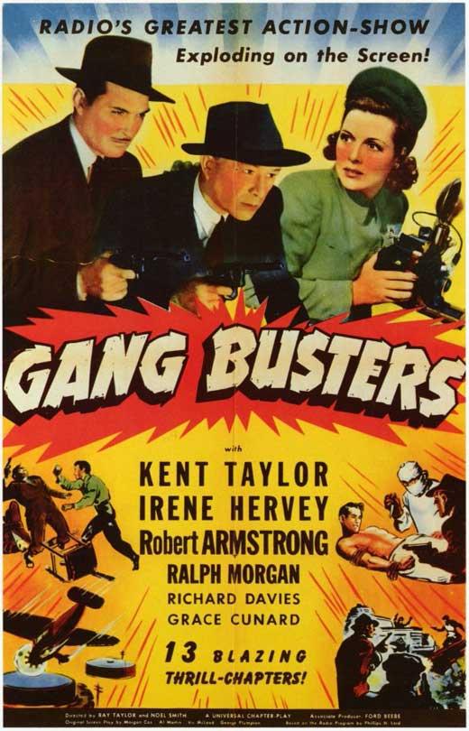 Gang Busters movie