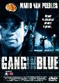 Gang in Blue - 11 x 17 Movie Poster - French Style A