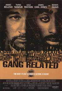 Gang Related - 11 x 17 Movie Poster - Style A
