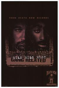 Gang Related - Music Poster - 24 x 36 - Style A