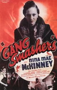 Gang Smashers - 27 x 40 Movie Poster - Style A