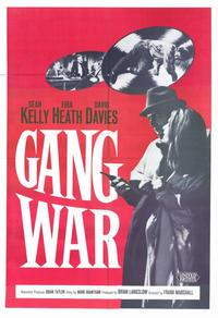 Gang War - 11 x 17 Movie Poster - Style A
