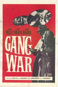 Gang War - 27 x 40 Movie Poster - Style A