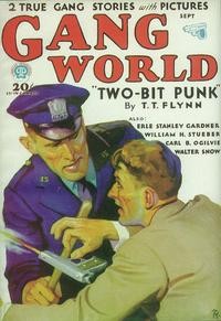 Gang World (Pulp) - 11 x 17 Pulp Poster - Style A