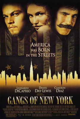Gangs of New York - 11 x 17 Movie Poster - Style A
