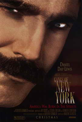 Gangs of New York - 11 x 17 Movie Poster - Style C