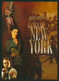 Gangs of New York - 11 x 17 Movie Poster - Style E