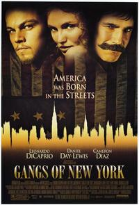 Gangs of New York - 43 x 62 Movie Poster - Bus Shelter Style A