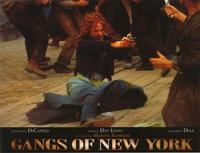 Gangs of New York - 11 x 14 Poster French Style B