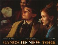 Gangs of New York - 11 x 14 Poster French Style E