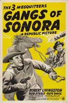 Gangs of Sonora - 11 x 17 Movie Poster - Style A