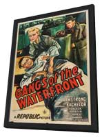- 27 x 40 Movie Poster - Style A - in Deluxe Wood Frame