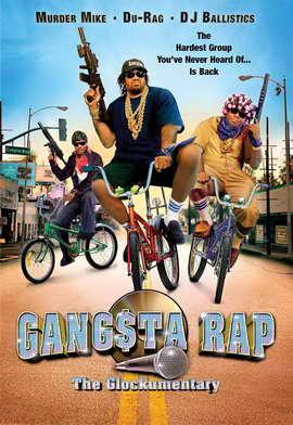 Gangsta Rap: The Glockumentary - 27 x 40 Movie Poster - Style A