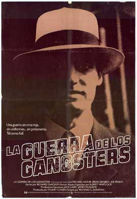 Gangster Wars - 11 x 17 Movie Poster - Spanish Style A
