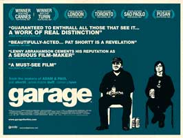 Garage - 30 x 40 Movie Poster UK - Style A