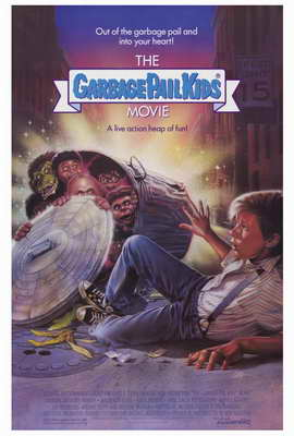 Garbage Pail Kids - 27 x 40 Movie Poster - Style A
