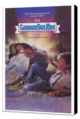Garbage Pail Kids - 27 x 40 Movie Poster - Style A - Museum Wrapped Canvas