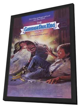Garbage Pail Kids - 11 x 17 Movie Poster - Style A - in Deluxe Wood Frame