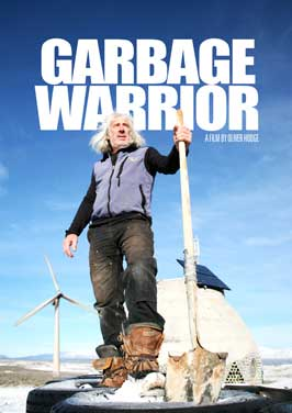 Garbage Warrior - 43 x 62 Movie Poster - Bus Shelter Style A