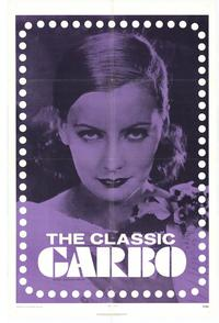 Garbo - 43 x 62 Movie Poster - Bus Shelter Style A