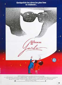 Garbo Talks - 27 x 40 Movie Poster - French Style A