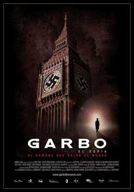 Garbo: The Spy - 27 x 40 Movie Poster - Spanish Style A