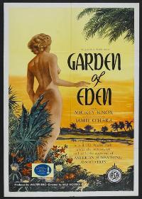 Garden of Eden - 11 x 17 Movie Poster - Style A