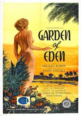 Garden of Eden - 27 x 40 Movie Poster - Style B
