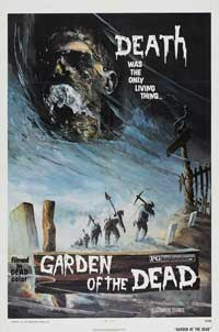 Garden of the Dead - 11 x 17 Movie Poster - Style A