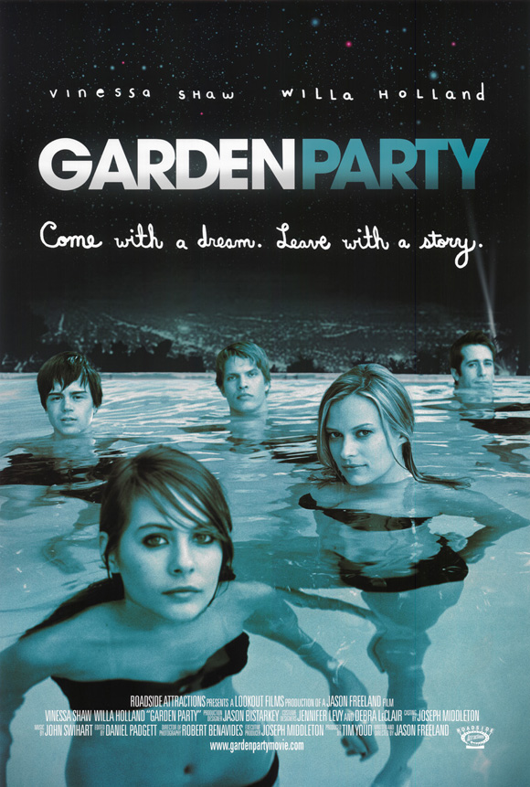 garden party movie posters from movie poster shop