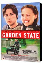 Garden State - 27 x 40 Movie Poster - Style A - Museum Wrapped Canvas