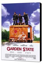 Garden State - 27 x 40 Movie Poster - Style B - Museum Wrapped Canvas