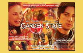 Garden State - 11 x 17 Movie Poster - Style B